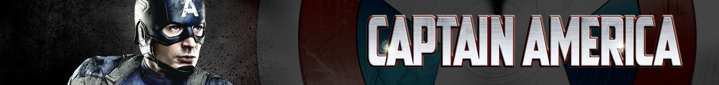 Captain America Banks Banner
