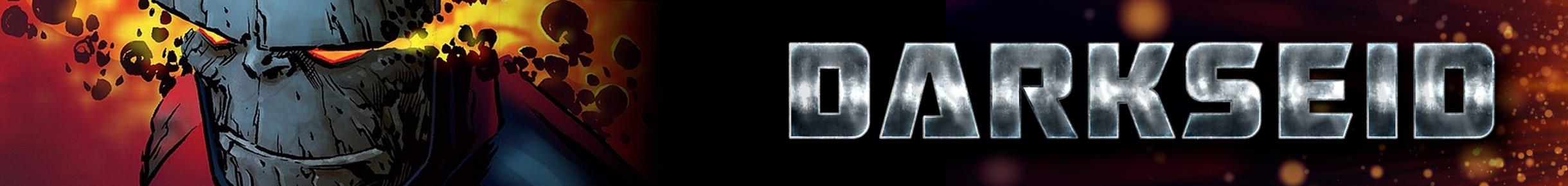 Darkseid Merchandise Banner