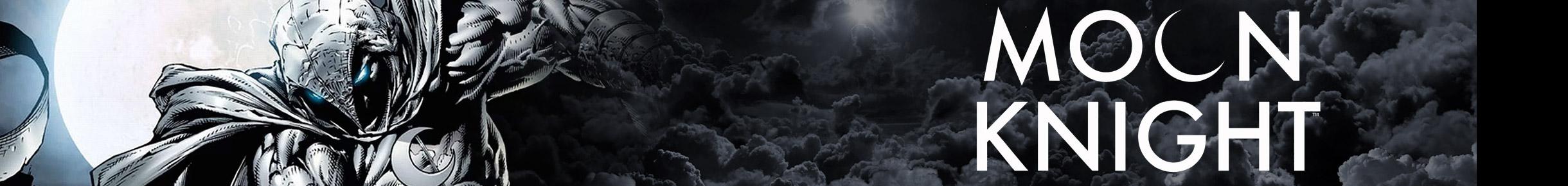 Moon Knight Merchandise Banner