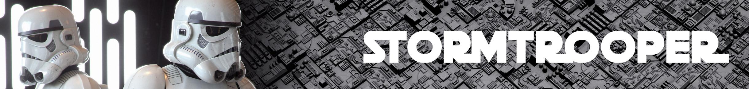 Stormtrooper Merchandise Banner