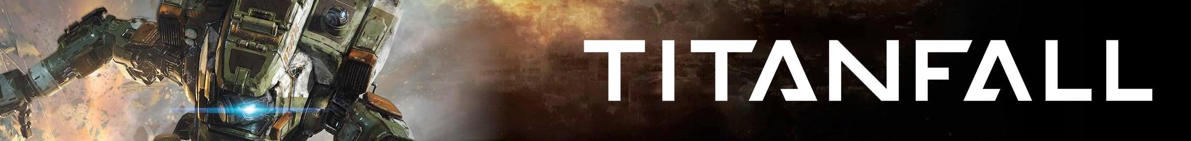 Titanfall Merchandise Banner