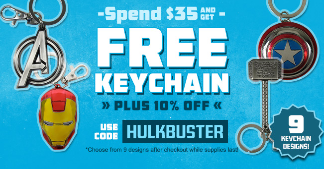 Free Keychain Deal