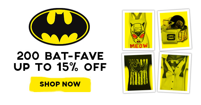 Batman Sale