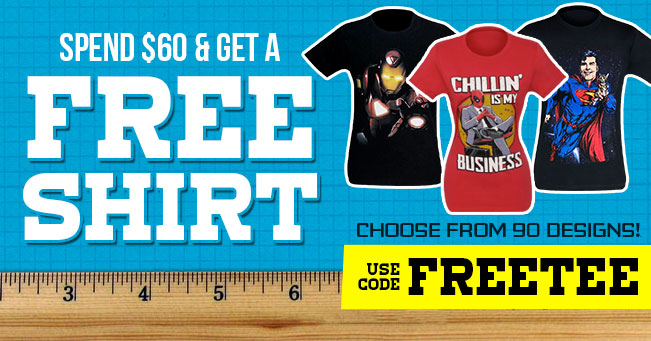 Free Tee Deal