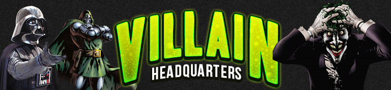 Super villains header.
