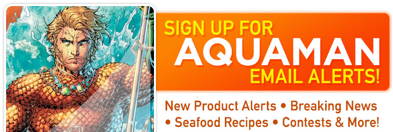 Aquaman Button Alerts