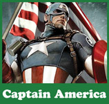 Captain America Gift Ideas