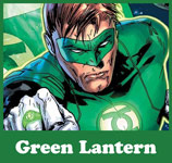 Green Lantern Gift Ideas
