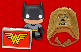 Superhero Gifts for Co-Workers