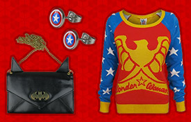 Superhero Gifts for Her