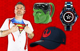 Superhero Gifts for Him
