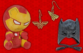 Superhero Gifts for Under $20