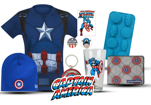 Captain America Theme