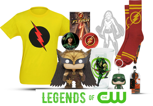 Legends of the CW Theme