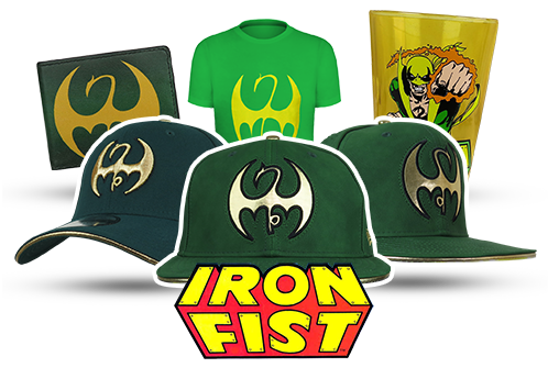 Iron Fist Theme
