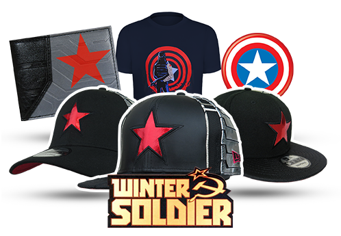 Winter Soldier Theme