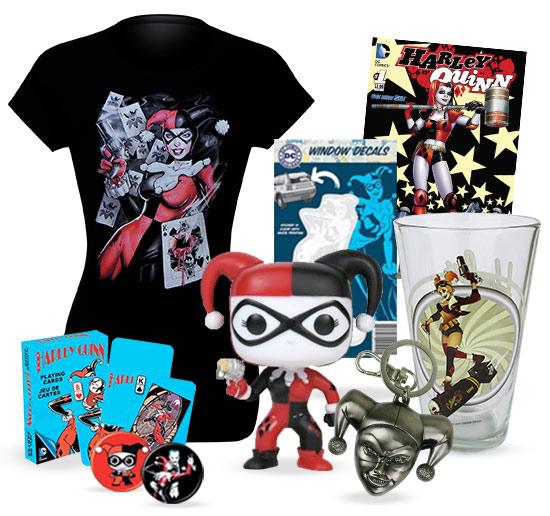 Harley Quinn Mystery Box