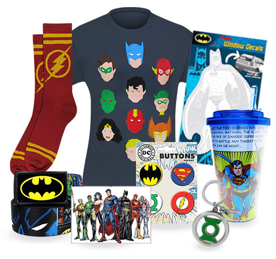 Justice League Mystery Box
