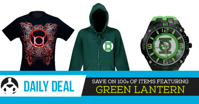 Daily Deal: Green Lantern