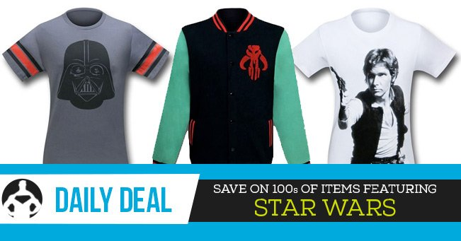 Daily Deal: Star Wars