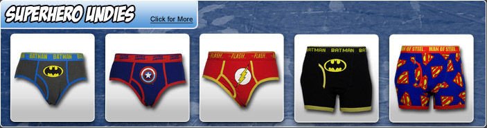 Superhero Undies