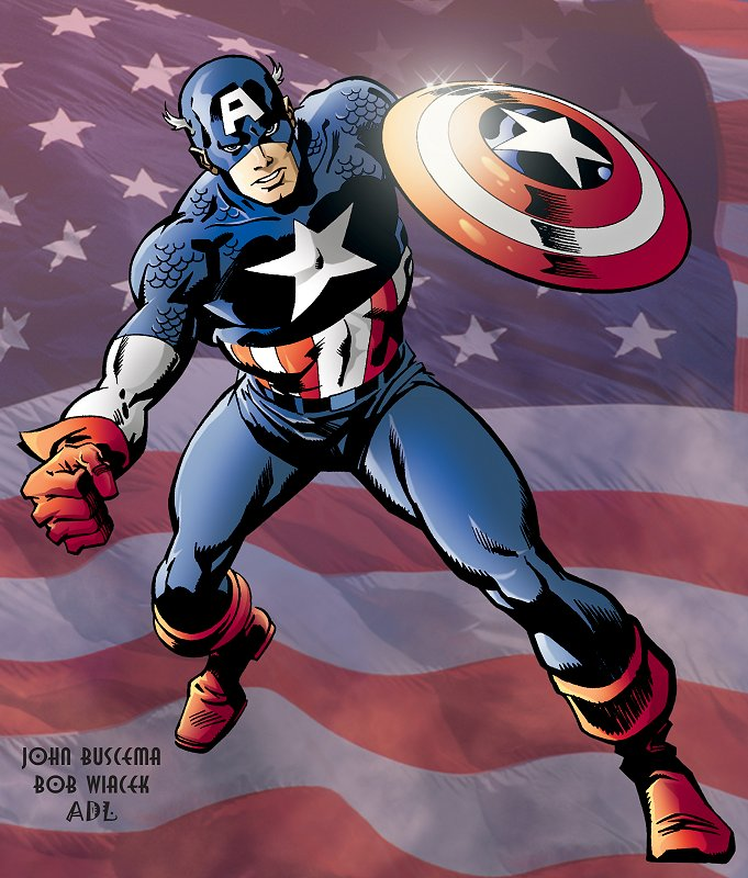 Captain America Movie Coming